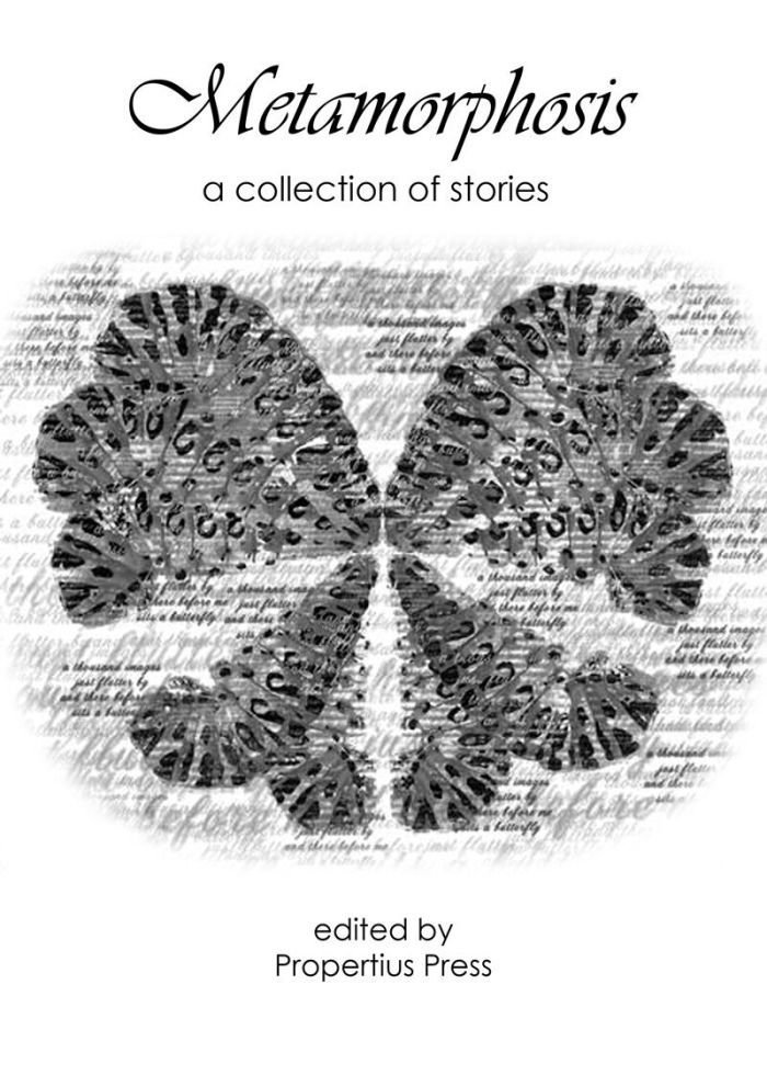 Cover of Metamorphosis: A Collection of Stories book cover
